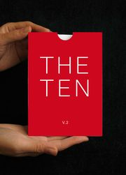 New THE TEN cards
