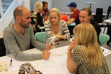 Sustainable Fashion Academy, Sweden 2012